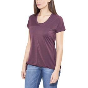 Haglöfs Ridge II - T-shirt manches courtes Femme - violet